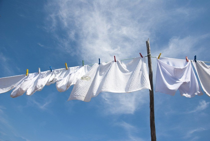 Washing Line or Rotary Dryer? We Discuss the Pros and Cons