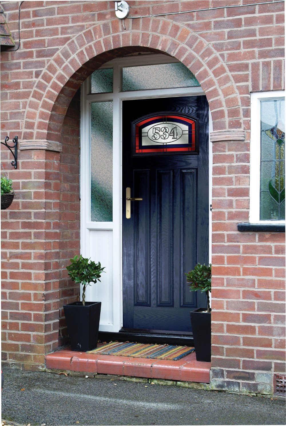buy online 28aba 54a64 Composite Doors by Britannia Windows