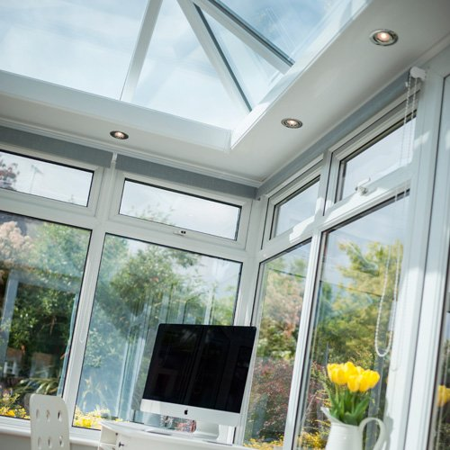 Replace Your Existing Conservatory Roof With A Garden Room: Conservatory Upgrade By Britannia Windows