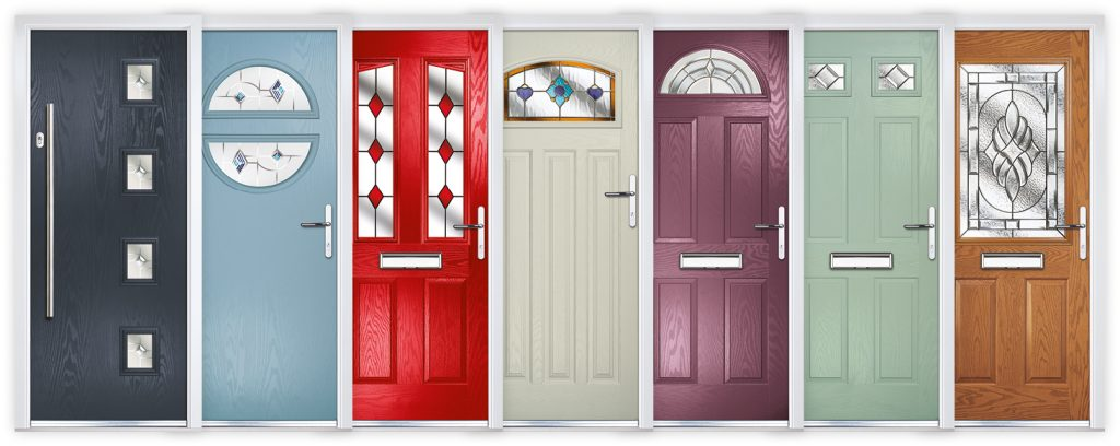 A Guide To Our Composite Door Collection Britannia Windows