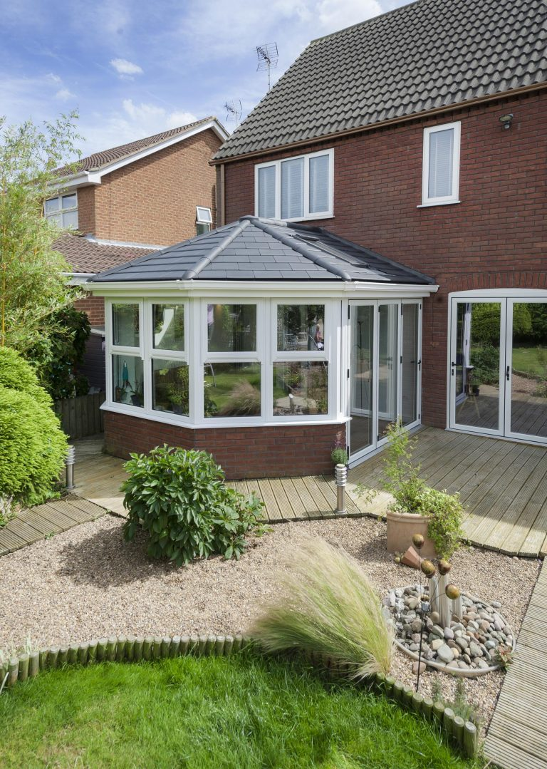 Upgrading your Conservatory to a Solid Tiled Roof