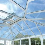Clean Conservatory Roof