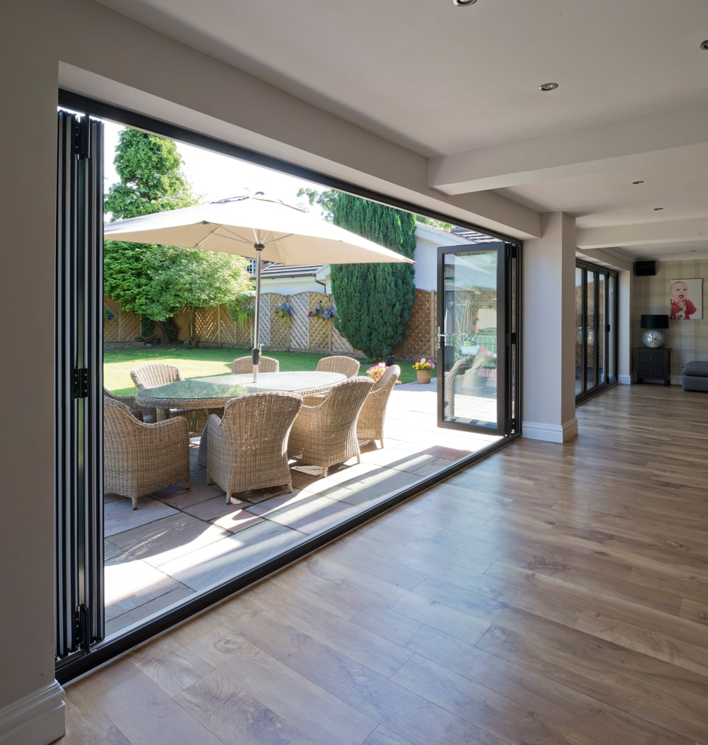 Choosing The Right Bi Fold Doors For Your Home Britannia