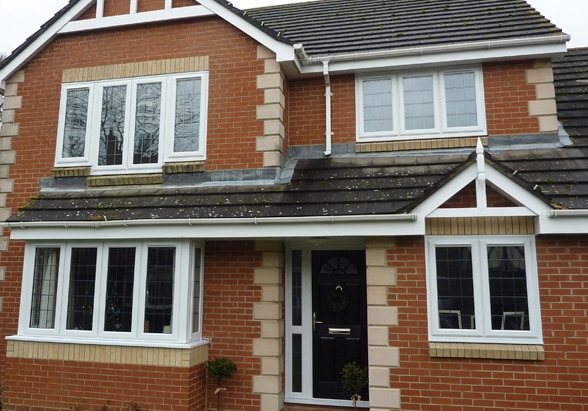 image of double glazed windows